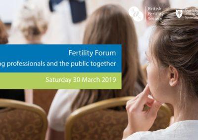 Fertility Forum – Emotional support