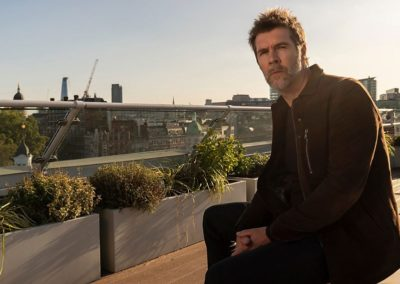 Rhod Gilbert: Stand up to Infertility, review: A personal look at the silence around men's sperm struggles